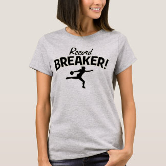Record Breaker! Discus Throw Shirt