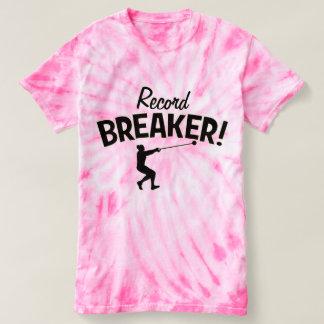 Record Breaker! Hammer Throw T-Shirt