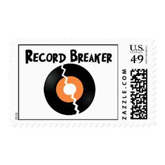 Record Breaker Postage