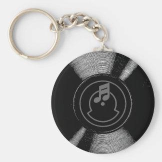 Record Keychain