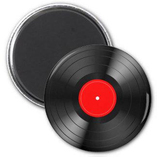 Record_LP Fridge Magnet