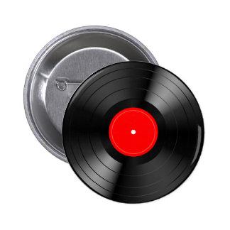 Record_LP Pin Redondo De 2 Pulgadas
