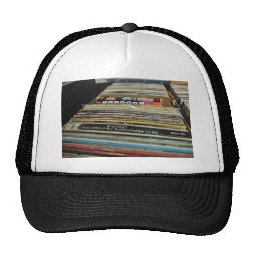 Record Mania Trucker Hat