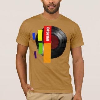 record music color bars T-Shirt