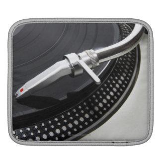 Record Needle Stylus iPad Sleeves