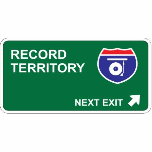 Record Next Exit Photo Cutouts