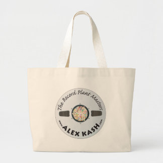 Record Plant Masters Large Tote Bag