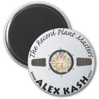 Record Plant Masters Magnet