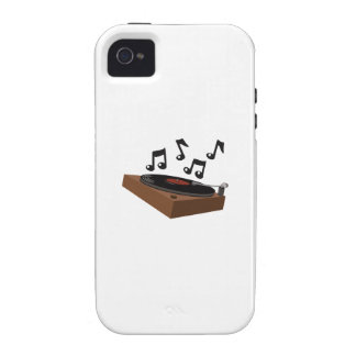 Record Player iPhone 4 Case