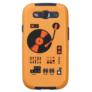 Record Player Samsung Galaxy S3 Case