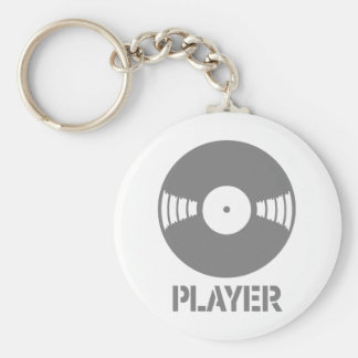 Record Player Key Chains