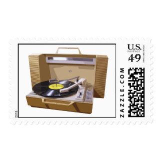 Record Player postage