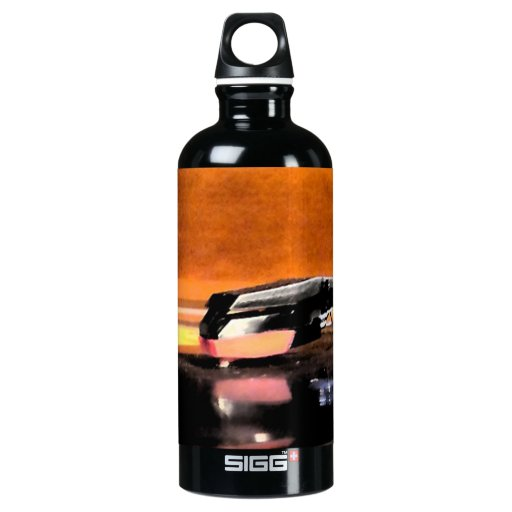 Record Player SIGG Traveler 0.6L Water Bottle