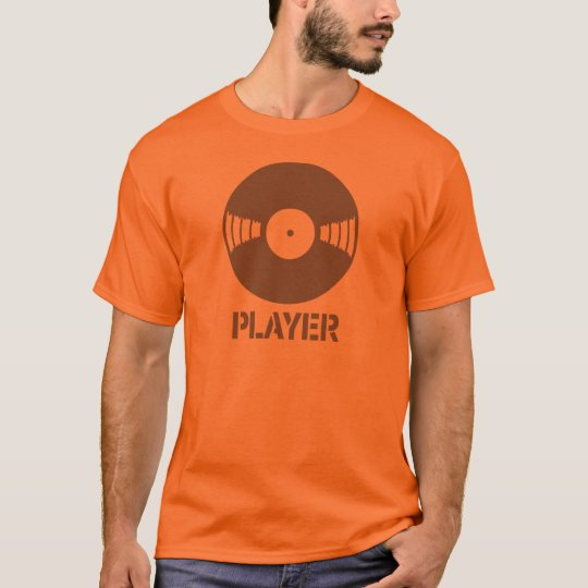 Record Player T-Shirt
