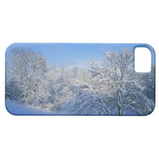 Record snow in Louisville, Kentucky. iPhone SE/5/5s Case
