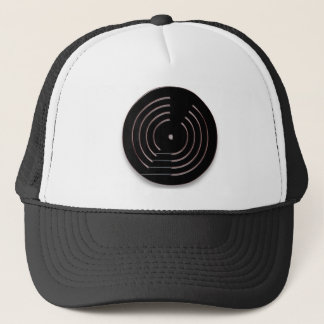 Record Trucker Hat