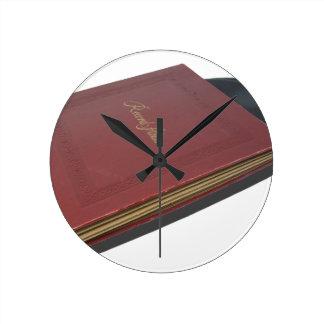 RecordAlbum061615.png Reloj Redondo Mediano