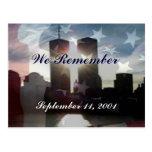 Recordamos la postal del 11 de septiembre