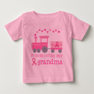 Recordar a mi abuela playera de bebé