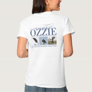 Recordar la camiseta de las mujeres de Ozzie Playeras