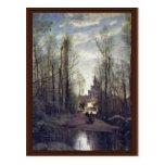 Recordar Marissel de Corot Jean-Baptiste-Camill Postal