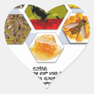 Recordar Meles Pegatina En Forma De Corazón