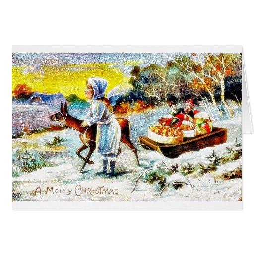 recordar-navidad tarjeta