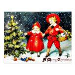 recordar-navidad tarjetas postales