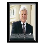 Recordar Ted Kennedy Postal