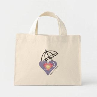 Recordatorio diario - cubra y proteja el corazón y bolsas