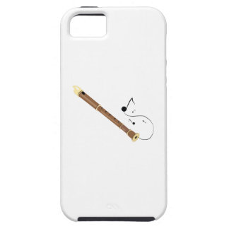 Recorder Flute iPhone SE/5/5s Case