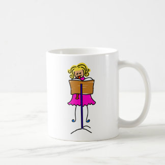 Recorder Kid Coffee Mug