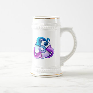 RecordForAll 18 Oz Beer Stein