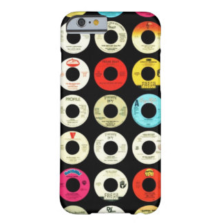 RECORDS BARELY THERE iPhone 6 CASE