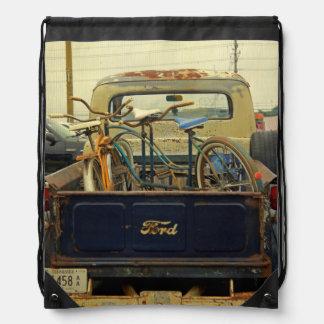 Recorrido oxidado mochila
