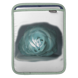 Recorte color de rosa azul claro de Spolighted Fundas Para iPads