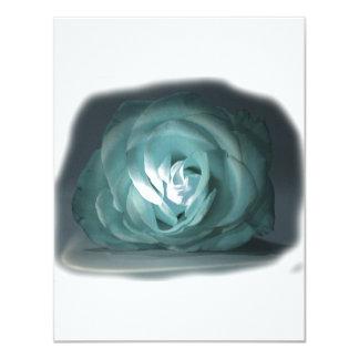 Recorte color de rosa azul claro de Spolighted Anuncio