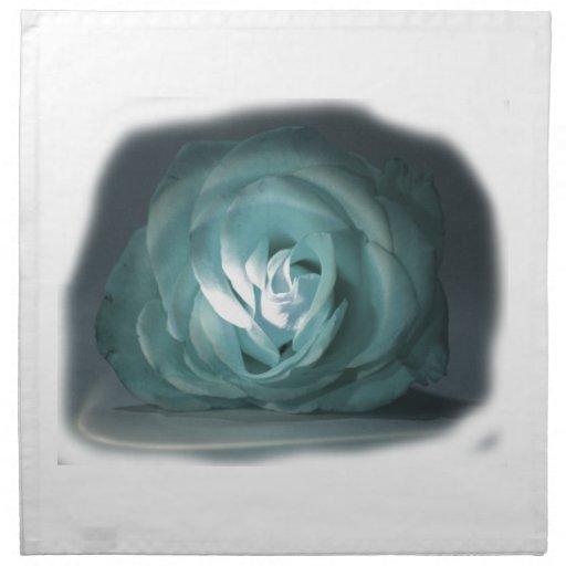Recorte color de rosa azul claro de Spolighted Servilleta De Papel