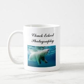 Recorte del oso polar, emergencia del oso polar, taza