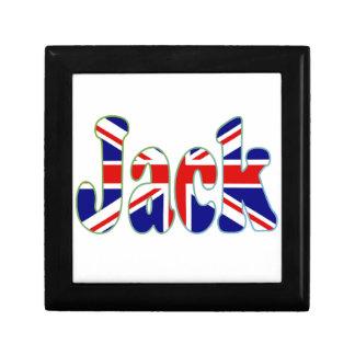 Recorte Jack de Union Jack Cajas De Joyas