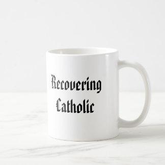 Recovering Catholic Coffee Mug