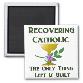 Recovering Catholic Magnet