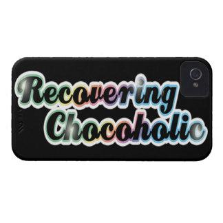 Recovering Chocoholic iPhone 4 Case