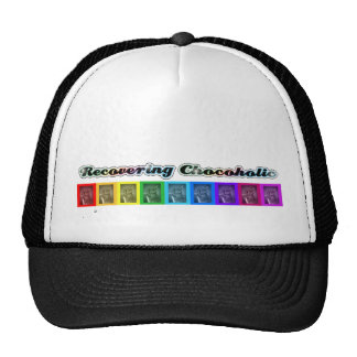 Recovering Chocoholic Trucker Hat