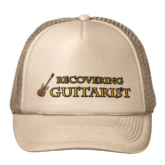 Recovering Guitarist Hat