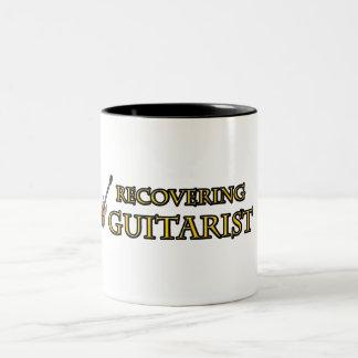 Recovering Guitarist Mug