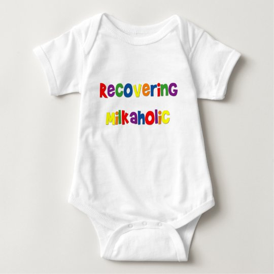 Recovering Milkaholic Infant Creeper