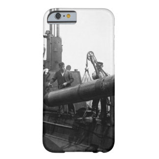 Recovering Torpedo.  Ca.  1918_War Image Barely There iPhone 6 Case