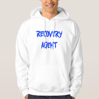 RECOVERY AGENT HOODIE