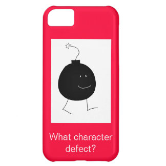 Recovery bomb iPhone 5C case